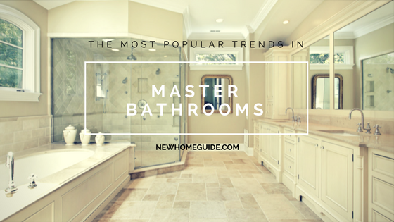 Find Out What's Most Popular in Master Bath Renovations